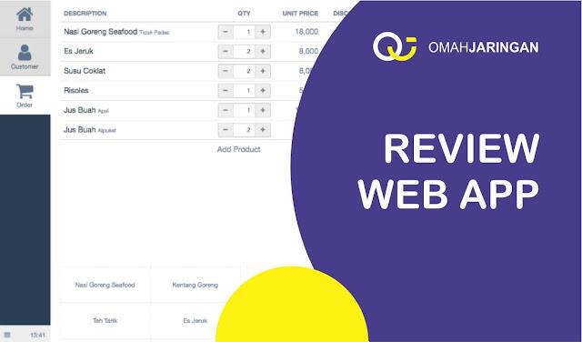 Review Aplikasi Kasir Berbasis Web PHP, MySQL, dan Codeigniter