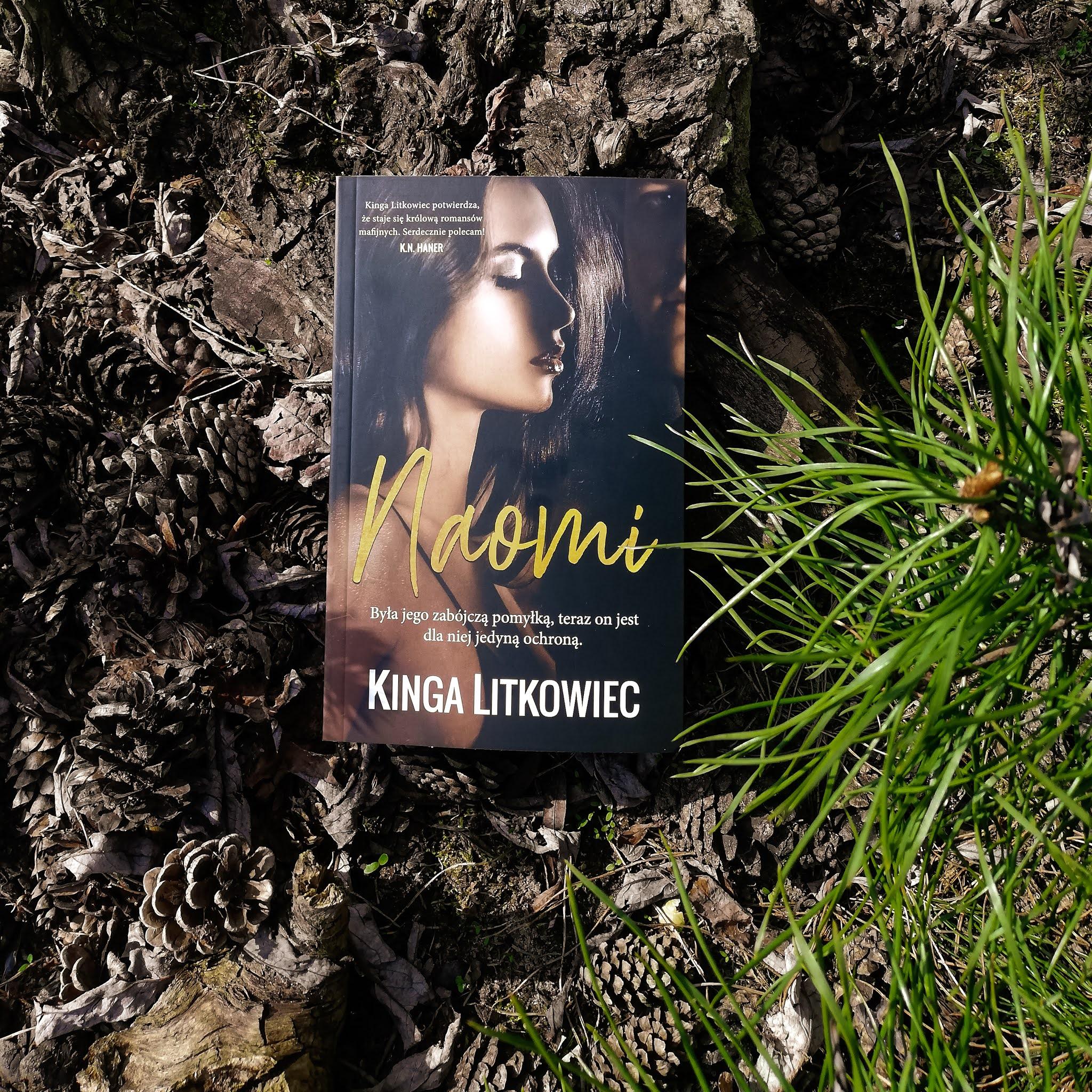 Recenzje książek: Naomi - K. Litkowiec  #102