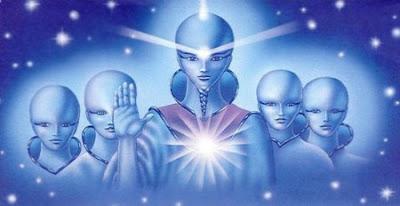 Alienígenas ya conviven con humanos