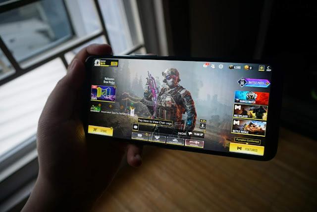 gaming phone rog phone 3