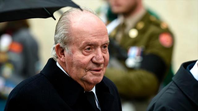 Supremo español rehúsa imponer medidas cautelares a Juan Carlos I