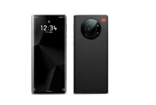 Leica Leitz Phone 1 has a 6.6-inch UXGA + OLED display with a resolution of 2730x1260 pixels, Snapdragon 888 processor, 12GB RAM and up to 256GB of storage.