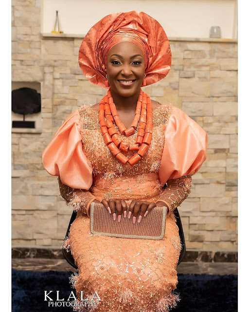 2019 Cute and Breathtaking Asoebi Styles