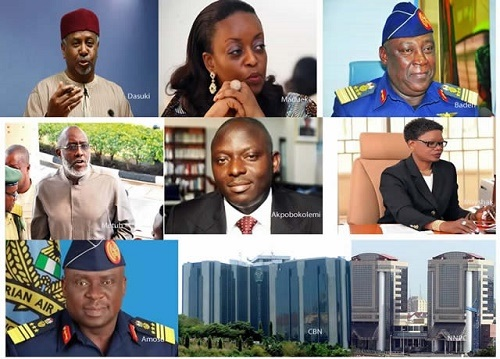 Democracy Rogues: Politicians, Civil Servants, Generals Steal N38tn in 17 years
