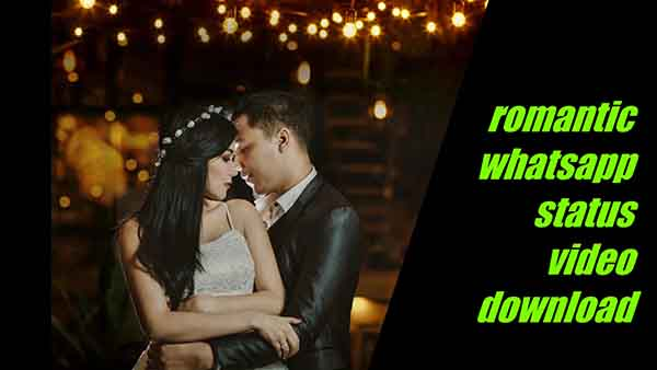 Best Romantic Song Status Video Song Download