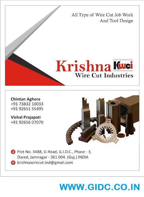 KRISHNA WIRE CUT INDUSTRIES - 7383210033