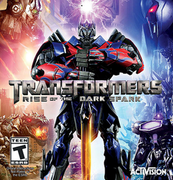 Download Transformers Rise of The Dark Spark Game