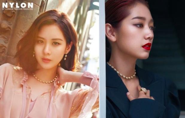 Seohyun o Park Shin Hye ¿A quién se le ve mejor?