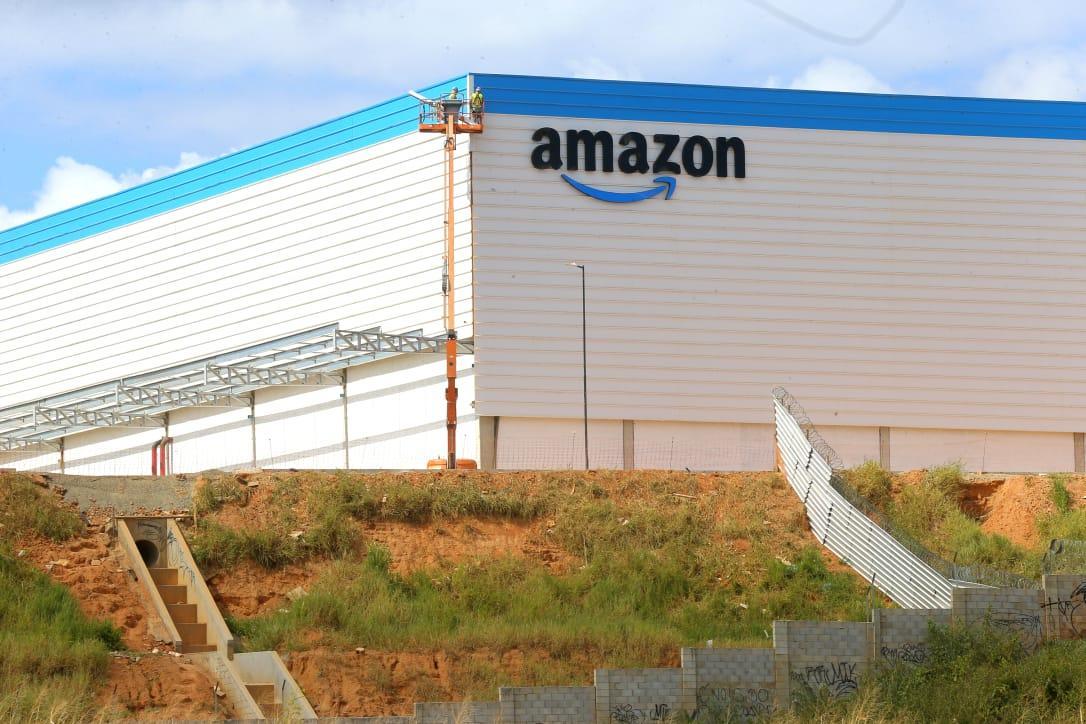 Centro de Distribuição Amazon Fortaleza