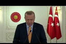 Inilah Pidato Presiden Turki,  Recep Tayyip Erdoğan Saat Berbicara di Debat Umum PBB ke 75