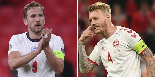 Prediksi Inggris Vs Denmark