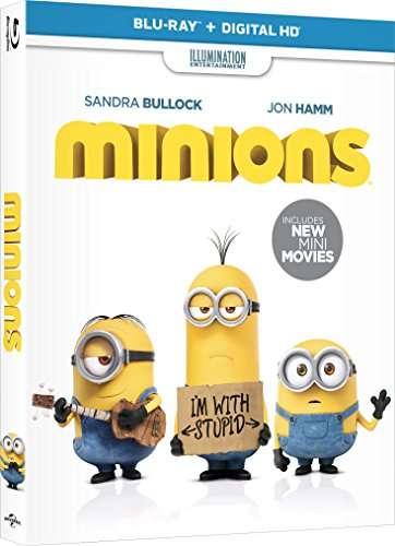 Los Minions (2015) HD 1080p