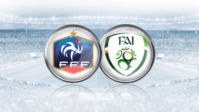 France vs Ireland Full Match And Highlights 28 May 2018