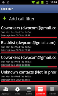 DW Contacts & Phone & Dialer Pro - 8