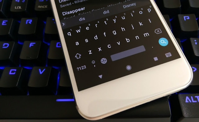 Cara Merubah Warna/Tema/Background Google Keyboard Sesuka Hati