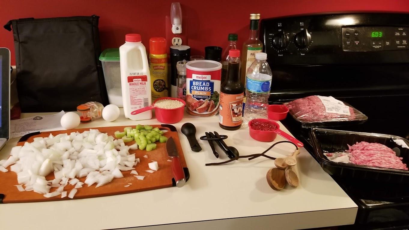 Yelp Detroit meatloaf prep