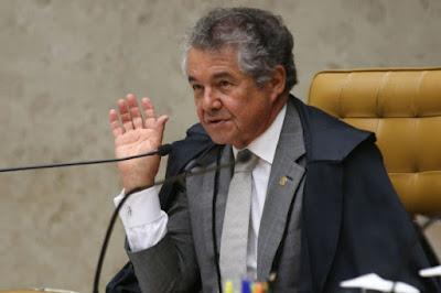 Ministro Marco Aurélio Mello sugere que Bolsonaro feche a boca