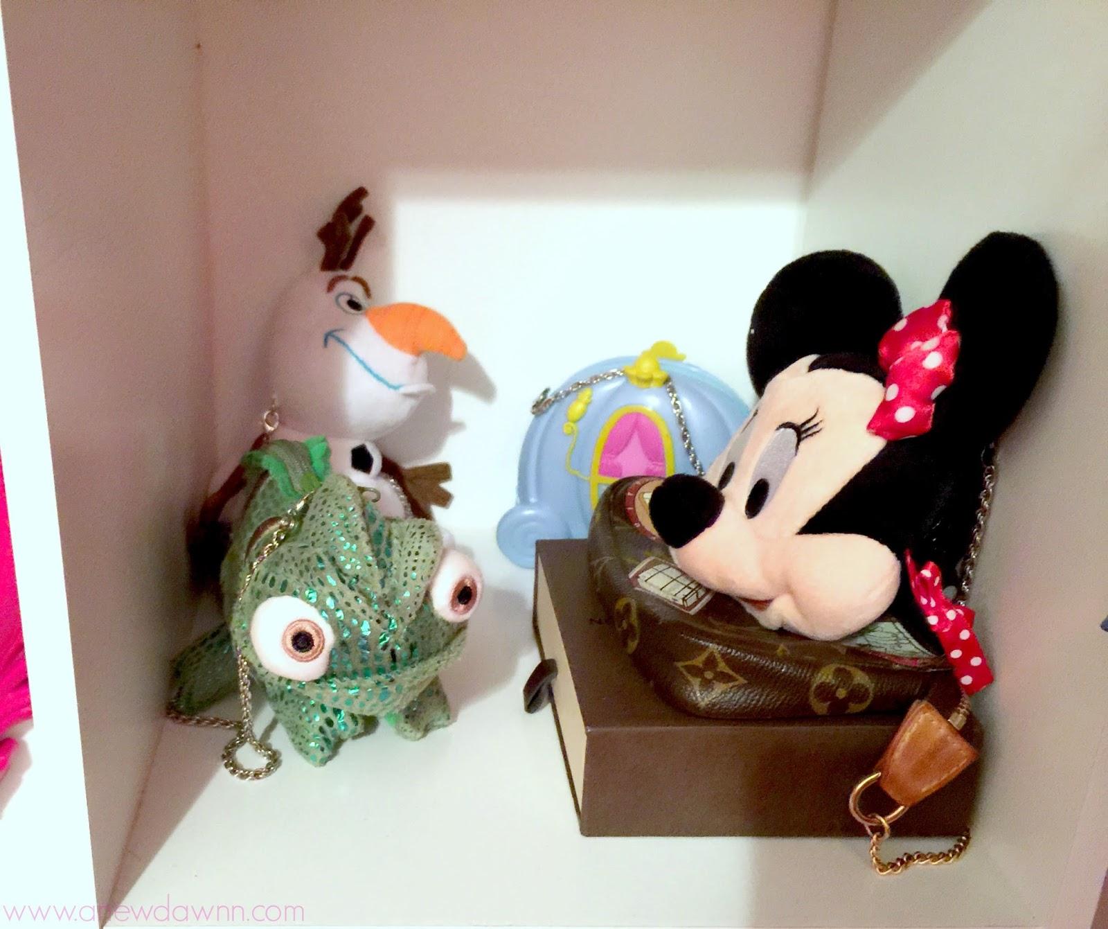 Princess Closet Makeover