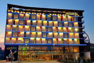 Hotel MaxOne Balikpapan