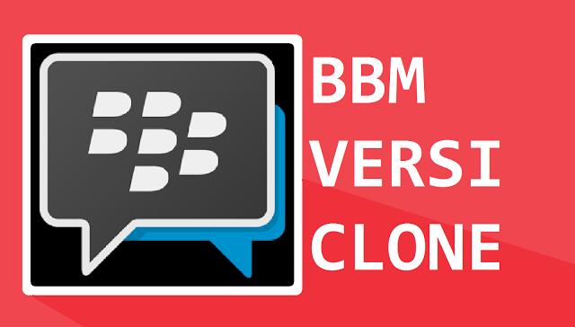 BBM merupakan sebuah media komunikasi berwujud aplikasi yang juga dapat diintal di android da Cara Menginstal 2 BBM di Android dengan Gampang