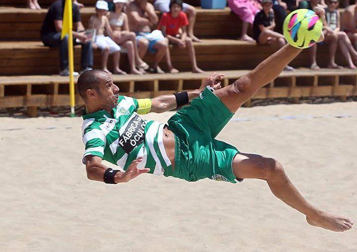 5b26c27329 O Meu Sporting   Futebol de praia  Madjer nomeado para