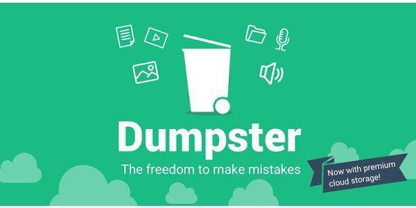 Dumpster: Recover My Deleted Picture & Video Files v3.2.362.23842 Pro [Latest] apk