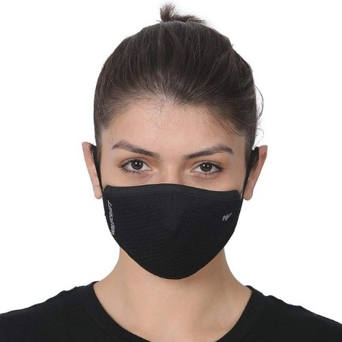 Wildcraft Blk Anthra Face Mask