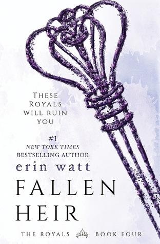 Resenha Fallen Heir Erin Watt