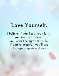 Positive Quotes Love Yourself