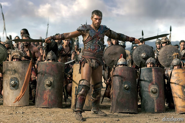 Spartacus Blood and Sand Dizisi İndir