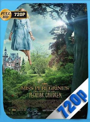 El hogar de Miss Peregrine para niños peculiares (2016)HD [720P] Latino [GoogleDrive] DizonHD