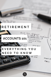 Everything there is to know about retirement accounts