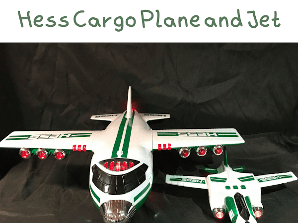 Hess Cargo Plane and Jet Available Today!