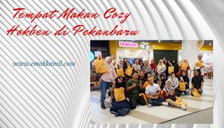 #tempatmakan #pekanbaru #hokben