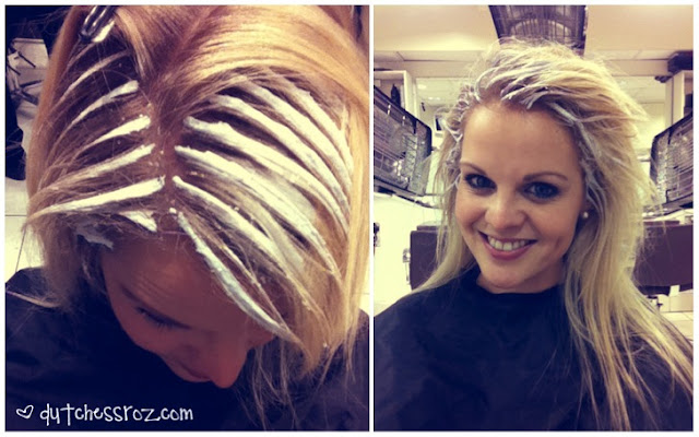 Hair highlights rush dutchess roz new hair with balayage highlights pmusecretfo Choice Image