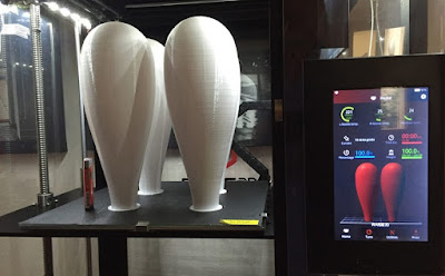 3D Printing in Furniture and Interior Design