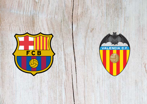Barcelona vs Valencia -Highlights 19 December 2020