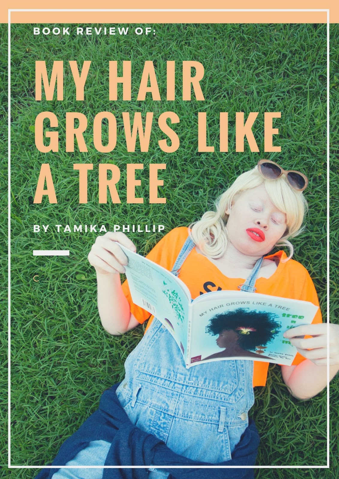 Book Review :: My Hair Grows Like A Tree by Tamika Phillip