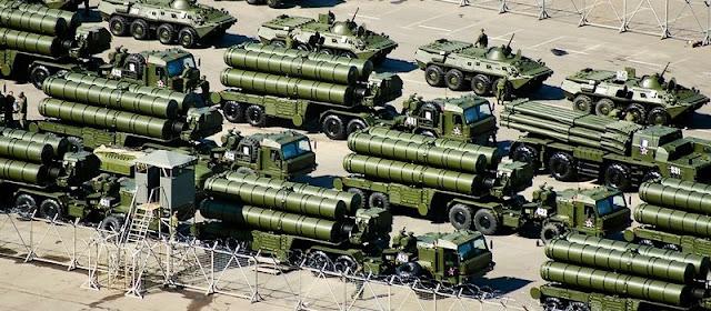 Rusya Turkiye S-400 Füze