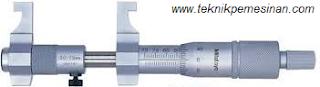 micrometer dalam adalah alat ukur untuk mengukur diameter lubang