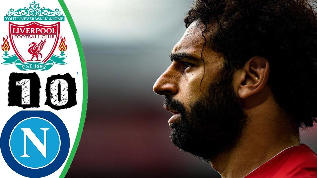 نتيجة مباراة ليفربول ونابولي اليوم الثلاثاء 17-09-2019 دوري أبطال أوروبا