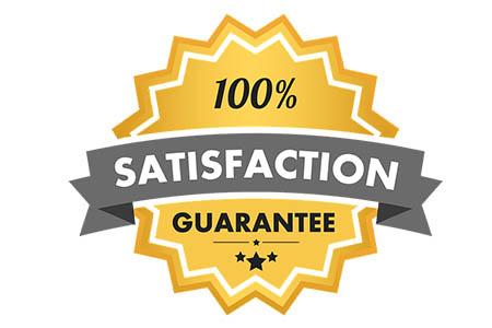 satisfied or get refund
