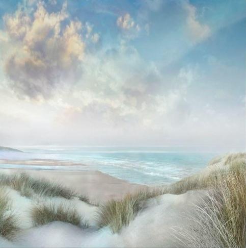 Scenic Beach Art