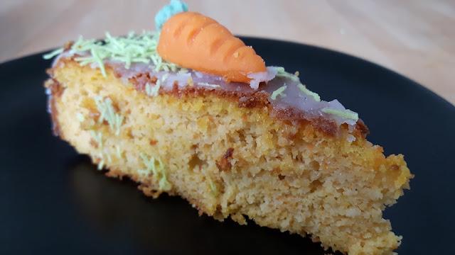 Rübli-Diabetiker-Torte zum 40. Geburtstag