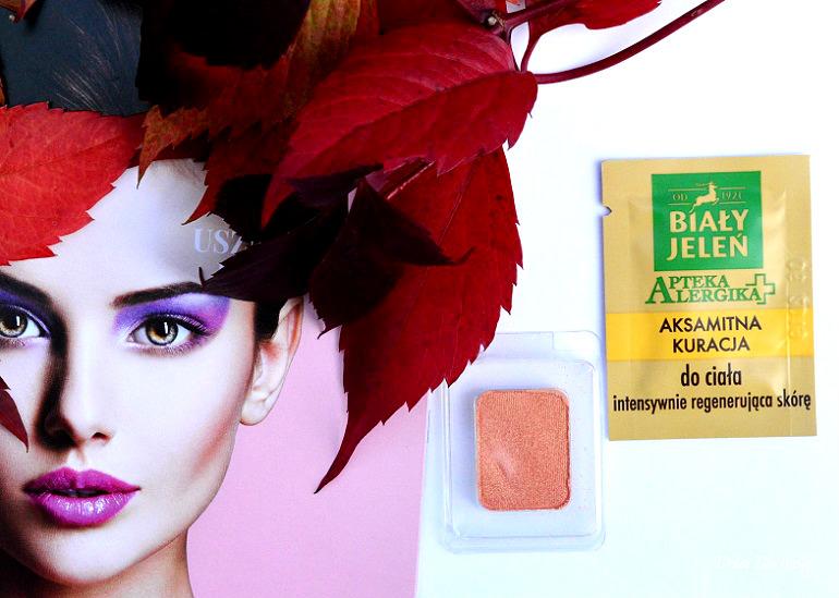 Beauty School by ShinyBox - Pierre René Wkład cień do powiek i Biały Jeleń