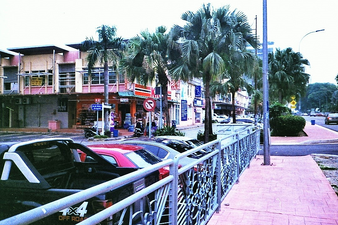 Street Scenes, Yashica Minitec AF 04