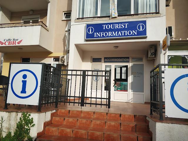 регистрация туристов в черногории