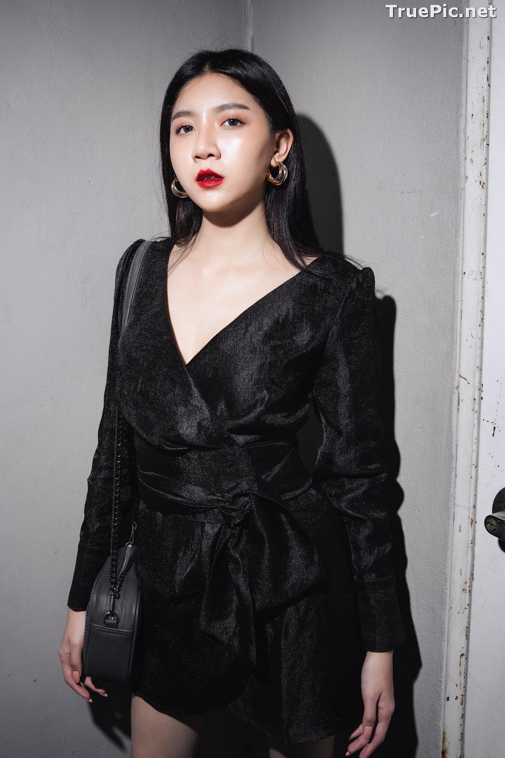 Image Thailand Model - Sasi Ngiunwan - Black For SiamNight - TruePic.net - Picture-12