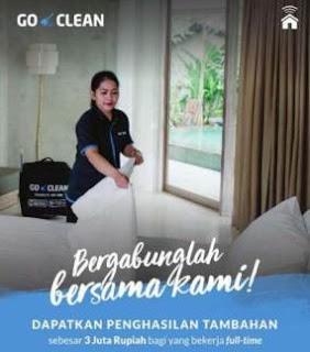 Lowongan Kerja Karyawati di GO Clean
