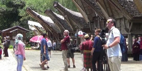 Objek Wisata Menarik Kete Kesu di Tanah Toraja